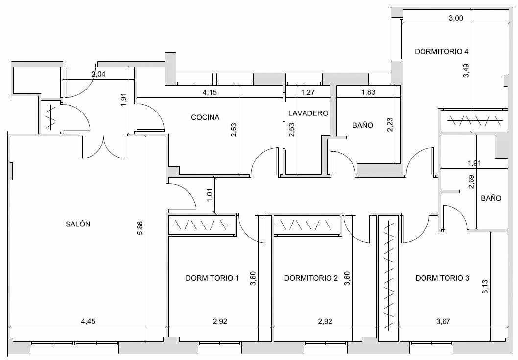 Planos de viviendas gabinete artetop topograf a for Planos para viviendas